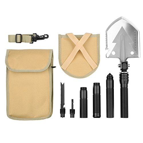 HOSYO Portable Multitool Emergency Backpacking product image