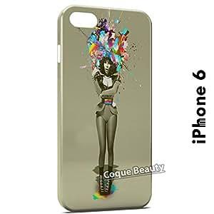 Carcasa Funda iPhone 6 Nicki Minaj Protectora Case Cover