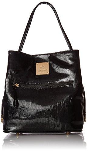 J.Renee Braidy Handbag, Black by J.Renee