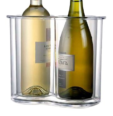Two Bottle Wine Cooler - 5