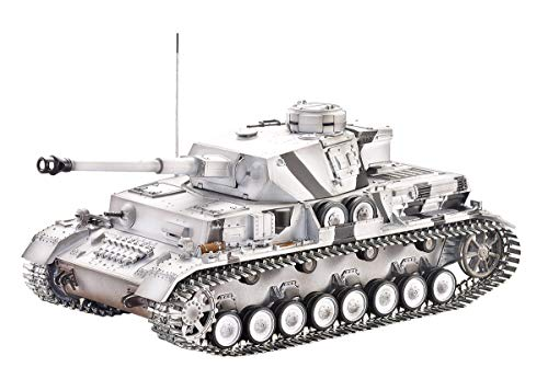 affordable Taigen Metal Edition 2.4Ghz 1/16 1/16 German Panzer IV Ausf G RC Airsoft Battle Tank RTR