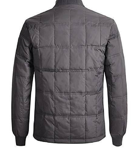Gery Jacket Coats Packable Puffer Outwear Down Men's security qxS0ptwTW