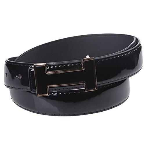 women-fashion-belts-genuine-leather-h-buckle-waist-belt-waistbblack