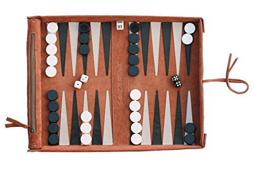 (Sondergut Deluxe Roll-up Backgammon Game)
