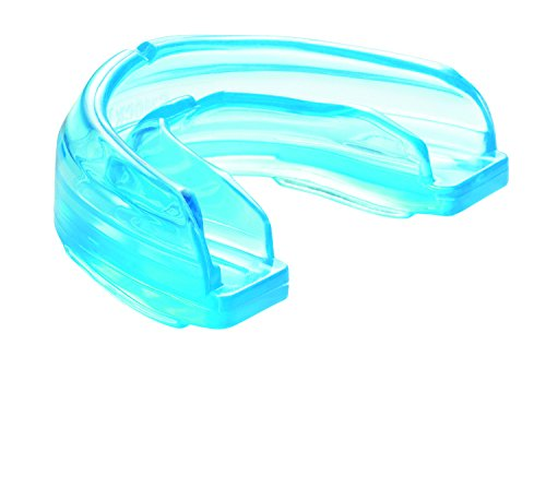 Athletic Specialties Shock Doctor Youth Braces Strapless Mouthguard (Blue) by Shock Doctor