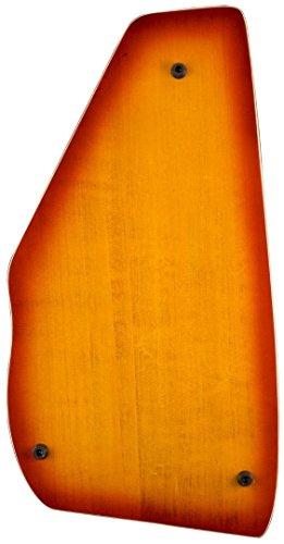 Oscar Schmidt OS110-21FHSE 21 Chord Flame Maple Autoharp with Fine Tuning System and Pickup - Honey Sunburst (Honey Sunburst Maple Top)