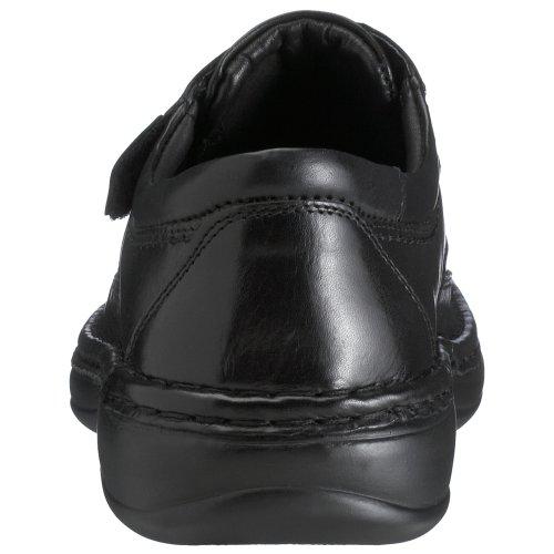 ara - Zapatos de cordones de cuero para hombre Negro
