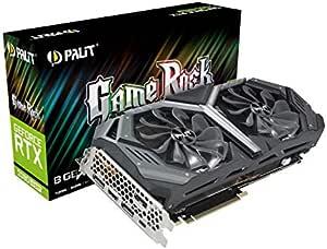 Palit GeForce RTX 2080 Super 8GB GameRock Boost Graphics Card