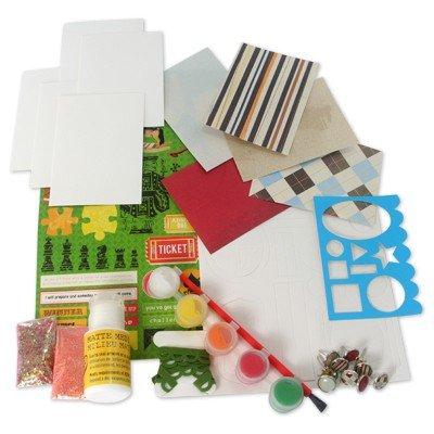 [해외]deja 뷰-c-스루-아트-c 컬렉션-아티스트 트레이딩 카드 키트-게임 / Deja Views - C-Thru - Art-C Collection - Artist Trading Cards Kit - Games