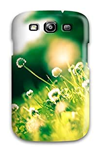 Hot Tpye Clover Case Cover For Galaxy S3
