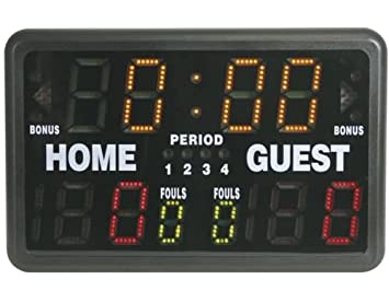 Panel marcador cronómetro para cualquier deporte  baloncesto b715f91b2e628