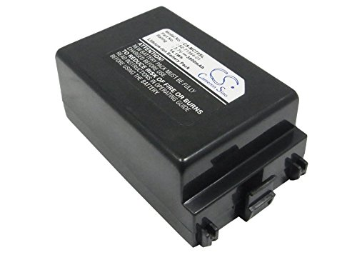 Extended 3800Mah Lithium Battery For SYMBOL MOTOROLA Model MC70, MC7090, MC7004 Part 82-71364-01, BTRY-MC70EAB02, 82-71363-02, BTRY-MC70EAB00