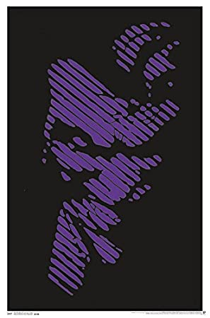 Amazon trends international joker black light wall poster 23 x 35 trends international joker black light wall poster 23 x 35 mozeypictures Image collections
