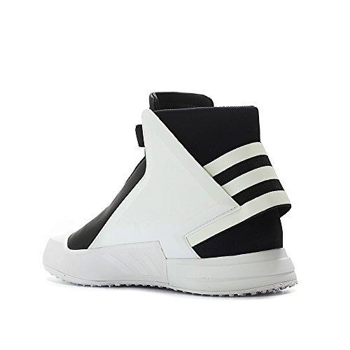 Adidas Y-3 Heren Basketbal Tech (zwart / Kern Zwart / Schoeisel Wit) Zwart / Kern Zwart / Schoeisel Wit