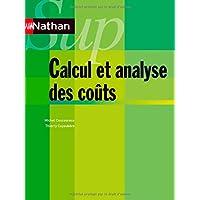 Calcul et analyse des coûts - contrôle de gestion - Collection Nathan Sup
