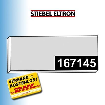DN 125 10x Filter G3 Stiebel Eltron LWZ 303 403 Sol 1x Kegelfilter DN 100