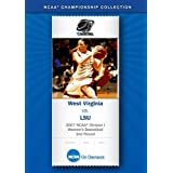 2007 NCAA(r) Division I Women's Basketball 2nd Round - West Virginia vs. LSU
