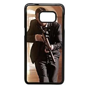 Channing Tatum_004 TPU Cover Unique Phone Case Black For Samsung Galaxy Note 5 Edge
