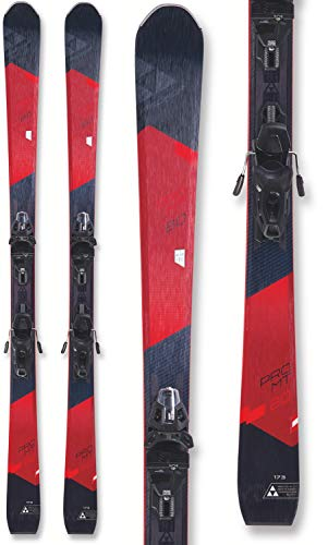 Fischer Pro MTN 80 Skis w/MBS 11 Powerrail Bindings Mens