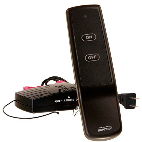 Cheap Skytech 9800322 SKY-1410-A Fireplace Remote Control Black Friday & Cyber Monday 2019