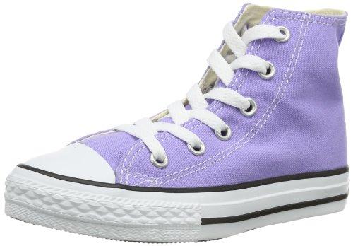 infantil Lavande de Blau Season Star Hi Taylor tela CONVERSE Zapatillas Chuck All Azul 0w7zCnn6q1