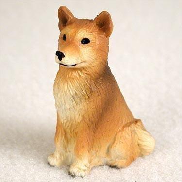 Finnish Spitz Miniature Dog Figurine by Conversation Concepts (Finnish Spitz Figurine)