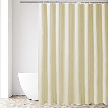 Eforgift Modern Bathroom Shower Curtain 100 Polyester Water Repellent And No More Molds Fabric