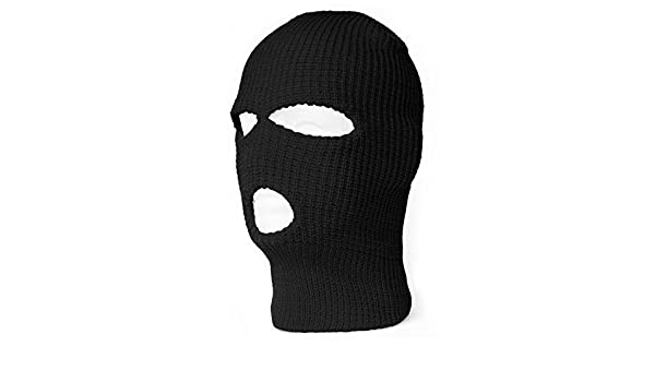 TopHeadwear s 3 Hole Face Ski Mask 71ec71a5cff