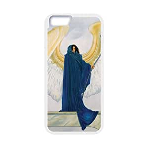 iPhone 6 4.7 Inch Cell Phone Case White As She Is Angel OJ544814