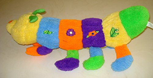 Caterpillar Soft Multi Colored Plush - 20 Inches
