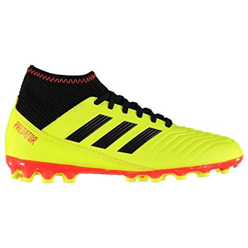 Enfants amasol Unisexe Adidas 3 Predator Chaussures Footbal Ag Jaune 18 Negb Z57wwHzq