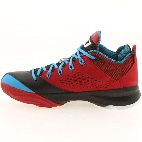 Nike Air Jordan Cp.3 Vii Chris Paul Basket Gymnastiksko Olika Färger Ruttna / Schwarz / Blau