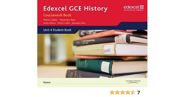 Gce history coursework edexcel popular custom essay writing website usa