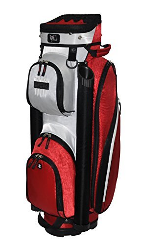 Rj Sports Manhattan Cart Bag by R J Sports