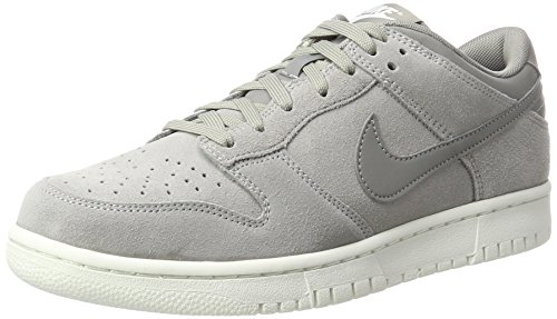 Nike Herren Dunk Low Gymnastikschuhe Grau (Dust/Dust Summit White)