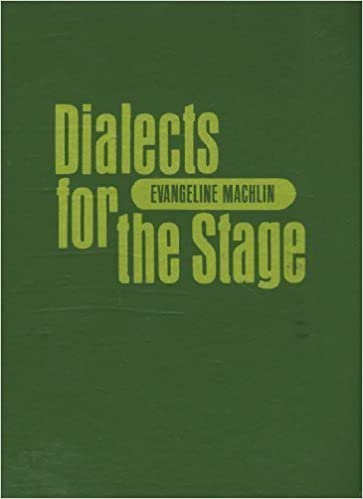 Book Dialects for the Stage