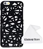 iPhone 6 Case,Bird Nest Rear Hard Skin Protector Case Cover For Apple iPhone 6 6G 4.7 inch+Free Cleaning Cloth As a Gift (Black)