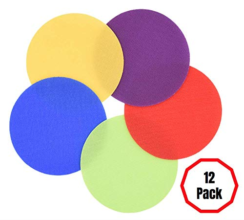 (Carpet Circles: Carpet Markers for Classroom Alternative Seating - (12))