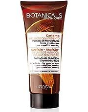 L'Oréal Paris Botanicals Cartamo Infusione di Nutrimento Trattamento per Capelli Secchi, 100 ml