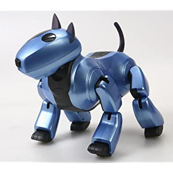 Amazon.com: Genibo QD Robot Dog - Blue / Violet: Toys & Games