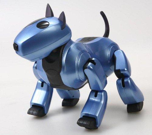 Genibo-QD-Robot-Dog-Blue-Violet