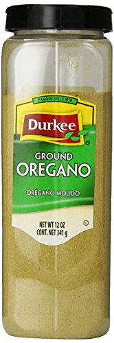 Durkee Ground Oregano, Ground, 12-Ounce by Durkee