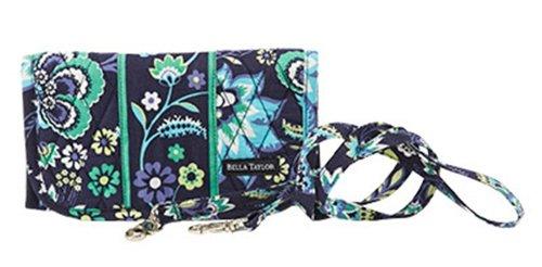 quilted-purse-handbag-wallet-tropical-blue-floral-baja-blue-trifold-wallet