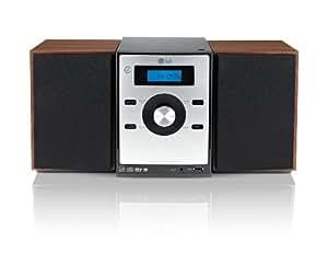 LG XA 14 - Minicadena (reproductor de CD, MP3 y WMA, radio FM, 30 W, USB 2.0)