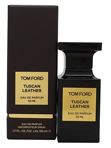 Tom Ford Tuscan Leather Eau De Parfume Spray for Men, 1.7 Ounce