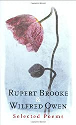 Rupert Brooke & Wilfred Owen: Selected Poems (Phoenix Poetry)