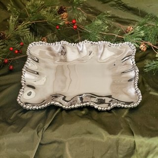 Beatriz Ball - Organic Pearl Rectangle Tray