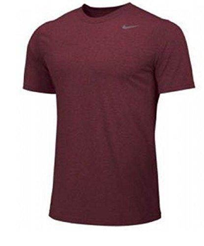 Red Cardinal Shirt Nike (NIKE Youth Boys Legend Short Sleeve Tee Shirt (Youth Large, Cardinal))
