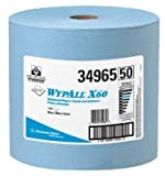 SEPTLS41234965 - KIMBERLY CLARK Kimberly-Clark Professional WypAll X60 Wipers - 34965