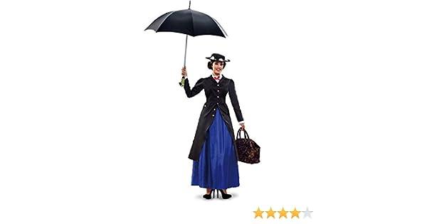 Disfraz de Niñera mágica para mujer: Amazon.es: Juguetes y juegos
